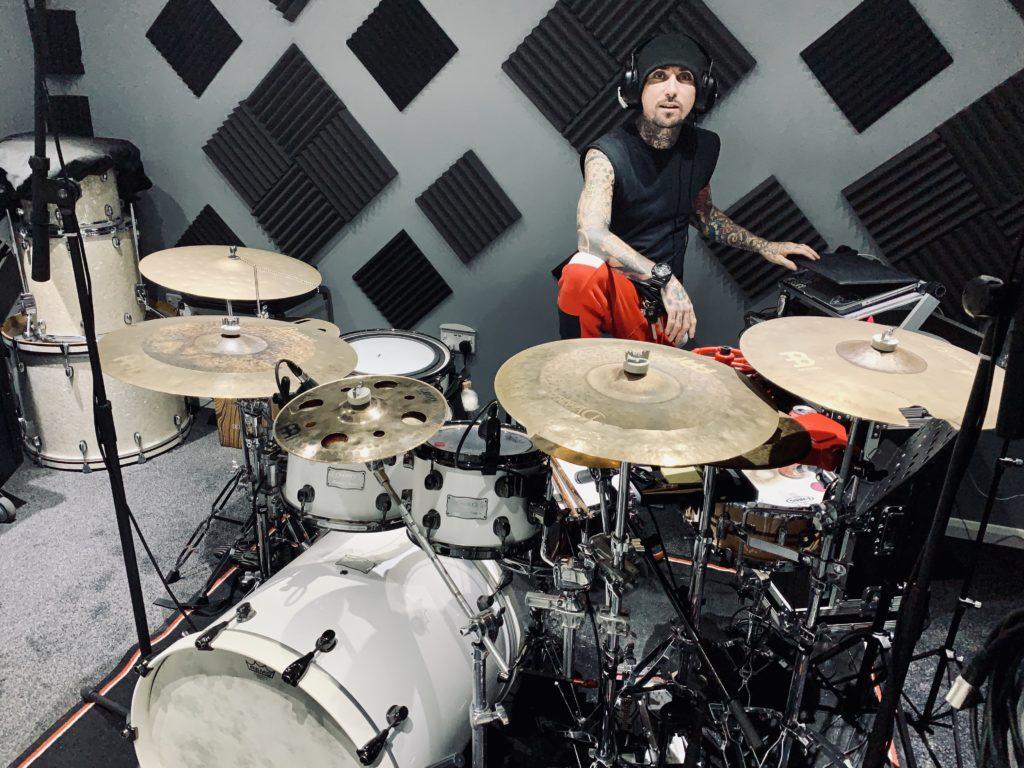 Drum Track Recording Online
